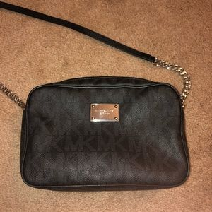 Michael Kors Jet Set Crossbody Purse